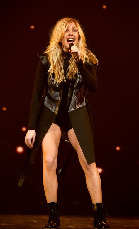 Ellie Goulding opens up about battle with crippling