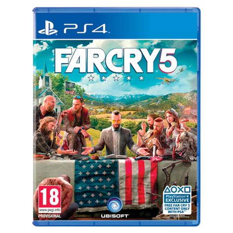 Buy Far Cry 5 At Monster-Shop | Free 48 Hour Delivery