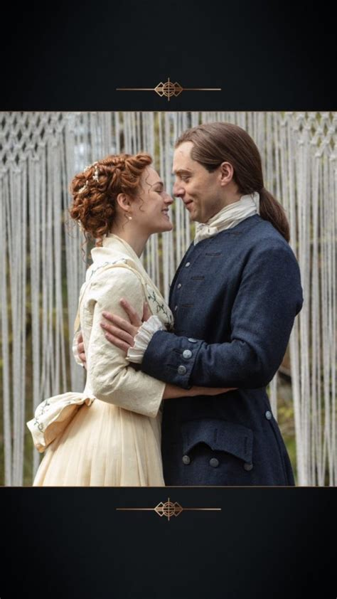 Behind the Scenes Video of the Wedding in 'Outlander