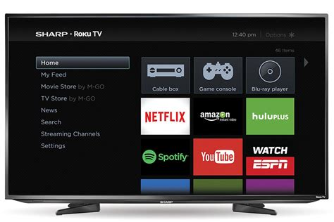 Sharp is now selling smart TVs with Roku built in - The Verge