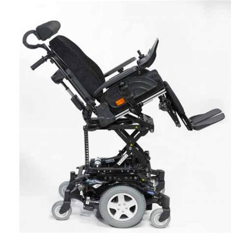 TDX SP2 Powerchair great manoeuvrability inside and out