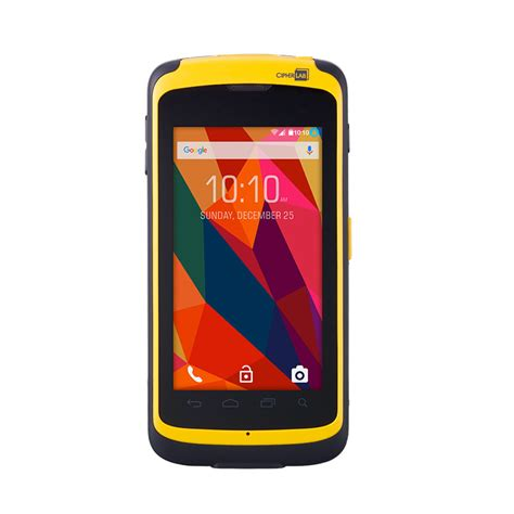 RS50 Series Rugged Android Touch Computer | CipherLab