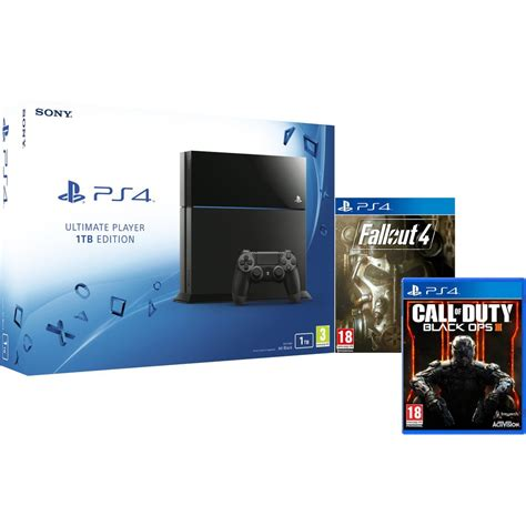 Sony PlayStation 4 1TB Console - Includes Call of Duty