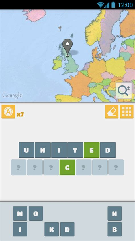Geography Quiz - Android Apps on Google Play