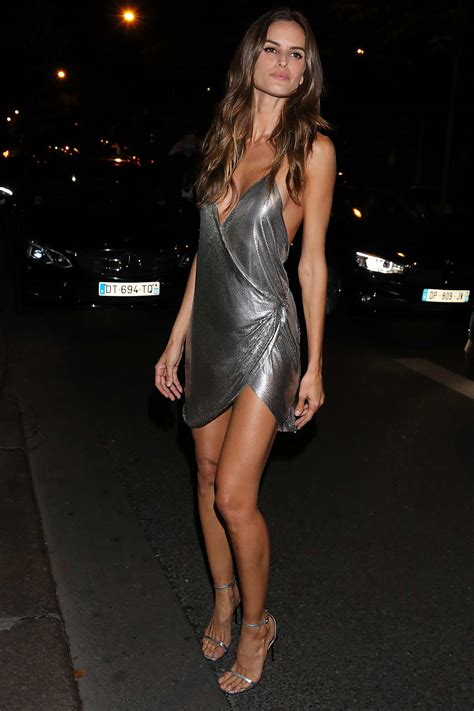 Izabel Goulart arriving at CR Fashion Book Launch Party