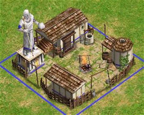 Buildings - Age of Mythology Wiki Guide - IGN