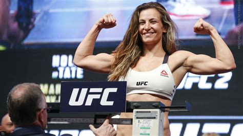 After UFC 200, Miesha Tate wants to take some time off