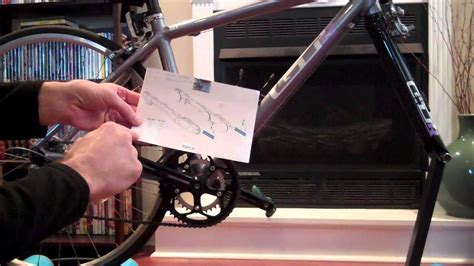 Tacx Galaxia Roller assembly and setup - YouTube