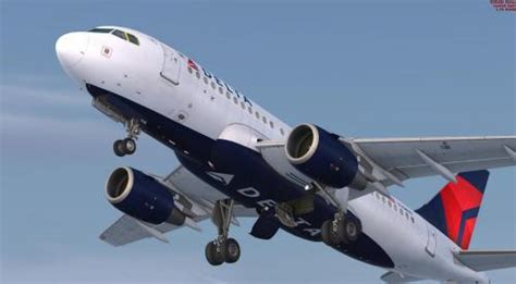 Delta Air Lines Airbus A319neo CFM Sharklets - N368NB