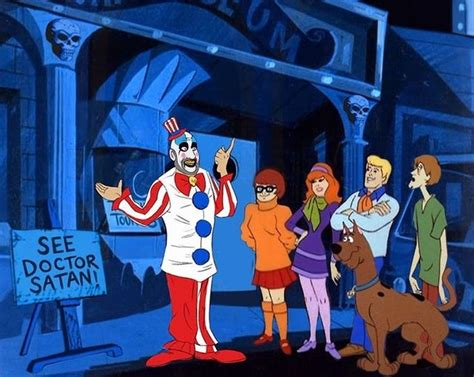Horror Characters Try to Murder Scooby-Doo and Co