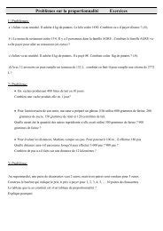 Exercices de vocabulaire cm2- cycle 3 Synonymes