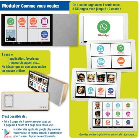 Tablette initiale Maxi Son 10P Mobiho - ISI-Jardin