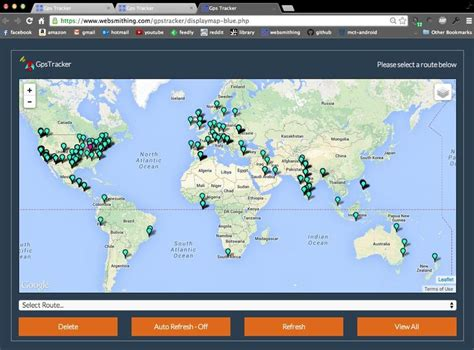 Google Map Gps Cell Phone Tracker download   SourceForge