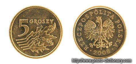 Polish money - photo/picture definition at Photo
