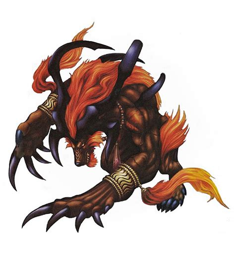 Ifrit - Wiki Final Fantasy