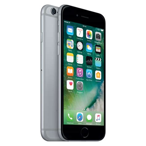 Apple iPhone 6 32 Go Gris Sidéral - Mobile & smartphone