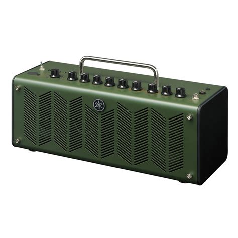 THR - Overview - Amps - Guitars & Basses - Musical