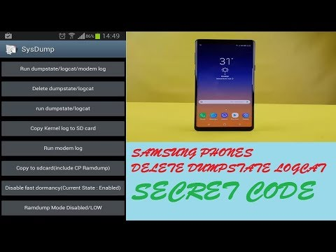 Galaxy S2 – Clearing Logs on an Unrooted Phone – Guy Rutenberg