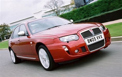 Rover 75 V8 Review (2004 - 2005) | Parkers