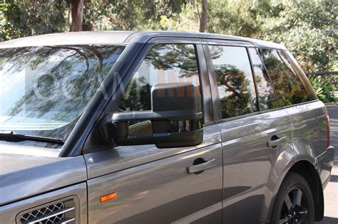 OCAM Extendable Towing Mirrors For Land Rover Discovery 3