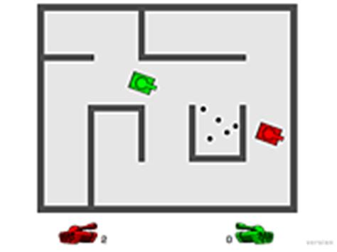 Play AZ Tank Trouble 4 game online - Y8