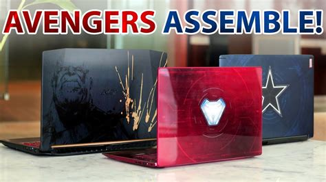 Avengers Edition Laptops by Acer   Swift 3 Iron Man