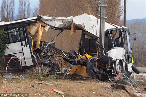 Death toll from French school bus train crash rises to six