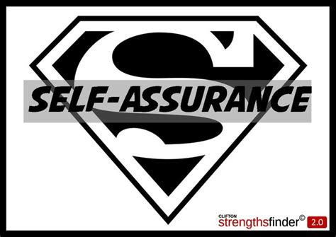 17 Best images about Self-Assurance - StrengthsFinder on