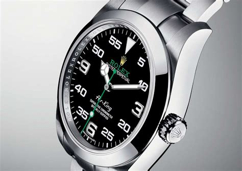 Rolex Oyster Perpetual Air-King - Time Transformed