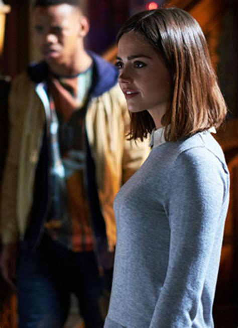 Jenna Coleman will NEVER return to Doctor Who says Peter