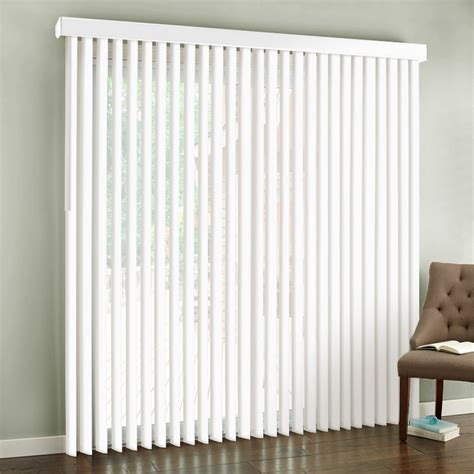 Classic Smooth Vertical Blinds | SelectBlinds