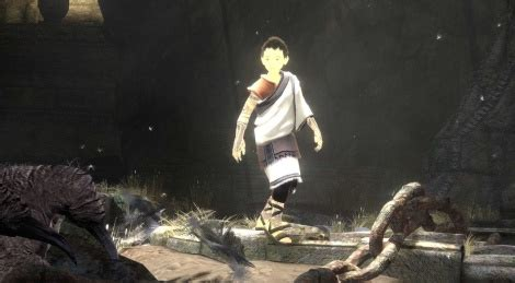 The Last Guardian - Gamersyde