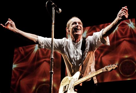 Status Quo's Francis Rossi brings I Talk Too Much to