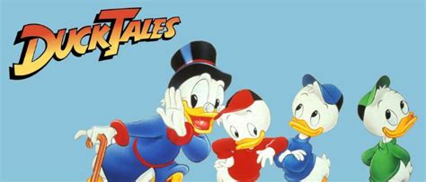 A DuckTales Remake Coming From Disney In 2017