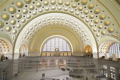 Behind the Scenes: Restoring Union Station   Architect
