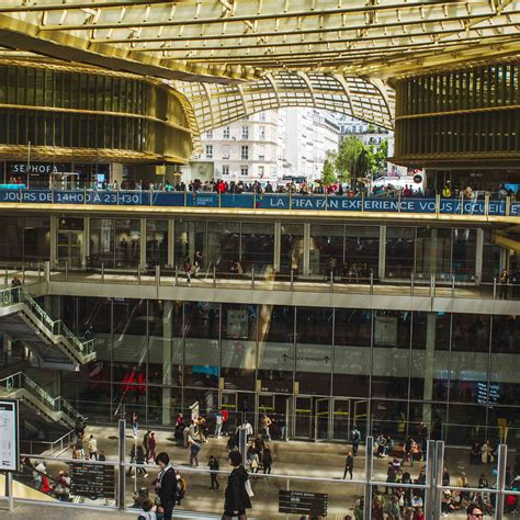 Pictures of Rue Montorgeuil and Les Halles in Paris