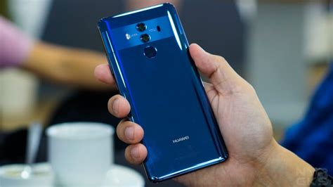 Huawei Mate 10 Pro now available in the Philippines