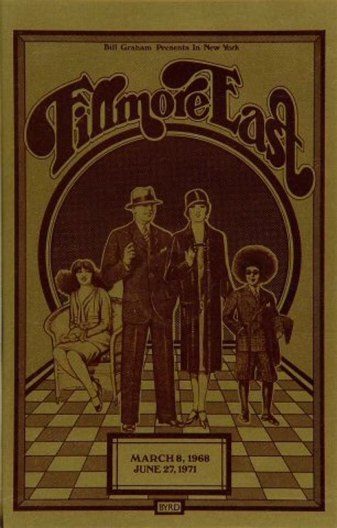 The Allman Brothers Band Vintage Concert Program from