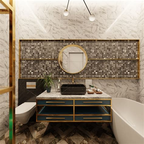 George Turmanidze Designs - House in : blue, gold green