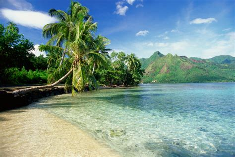 It's All About Island Time In The South Pacific