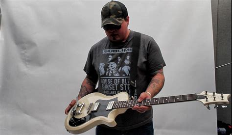 Chris Robertson from Black Stone Cherry on the new-for