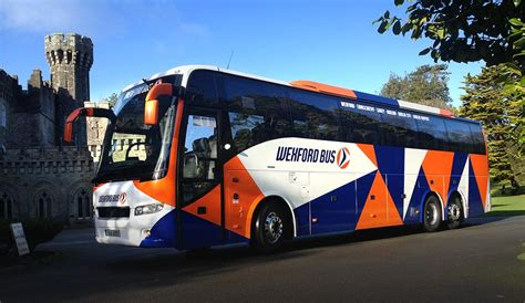 About Wexford Bus & buses between Wexford and Dublin City