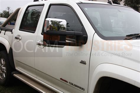 OCAM Extendable Towing Mirrors For Toyota Hilux 2015