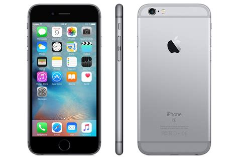 iPhone Apple IPHONE 6S 64G GRIS SIDERAL - IPHONE 6S