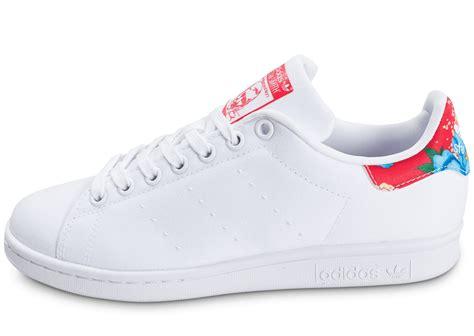 adidas Stan Smith The Farm Company W blanche - Chaussures