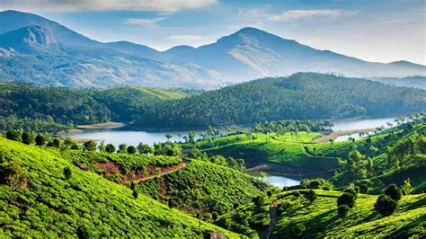 Kerala Hill Station Tour Packages- Best Hill Stations