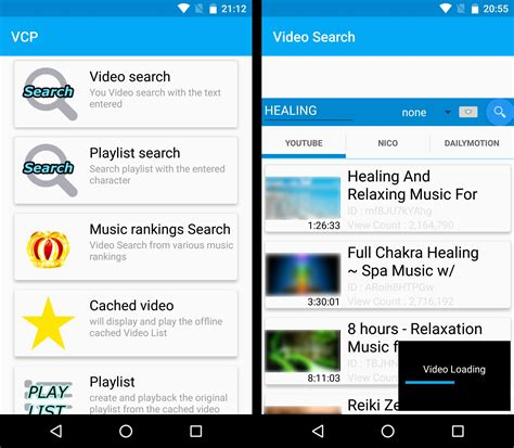 VCP(Video Site Player) for Android - APK Download