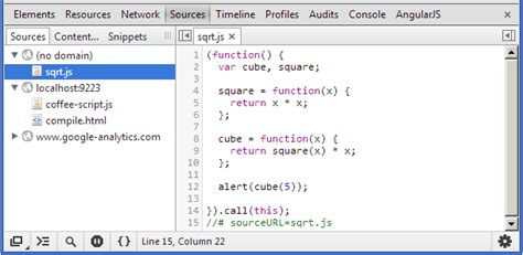 Introduction to JavaScript Source Maps - HTML5 Rocks
