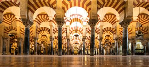 Mosque of Cordoba, Spain: interesting facts