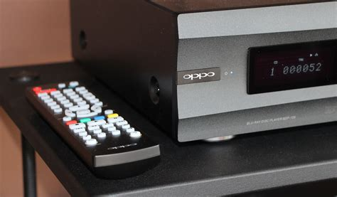 Oppo BDP-105 Blu-ray Player Review | AudioHead